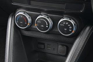 2017 Mazda 2 DJ2HAA Genki SKYACTIV-Drive Black 6 Speed Sports Automatic Hatchback