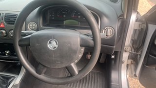 2005 Holden Commodore VZ spac Silver 6 Speed Manual Utility