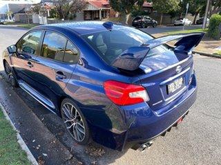 2021 Subaru WRX V1 MY21 STI AWD Premium Lapis Blue 6 Speed Manual Sedan
