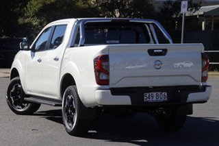 2021 Nissan Navara D23 MY21 ST-X White Pearl 6 Speed Manual Utility.