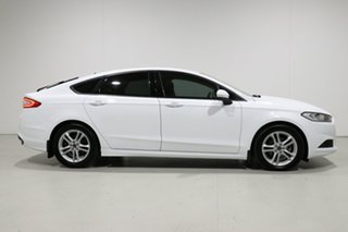 2017 Ford Mondeo MD Ambiente TDCi White 6 Speed Automatic Hatchback