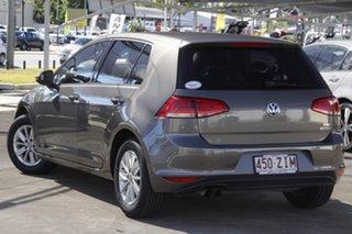 2015 Volkswagen Golf VII MY16 92TSI Trendline Grey 6 Speed Manual Hatchback.