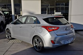 2017 Hyundai i30 GD5 Series II MY17 SR Silver 6 Speed Sports Automatic Hatchback.