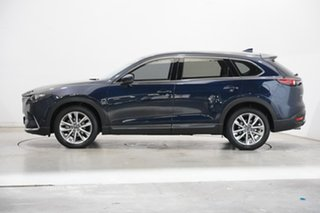 2017 Mazda CX-9 TC GT SKYACTIV-Drive Blue 6 Speed Sports Automatic Wagon.