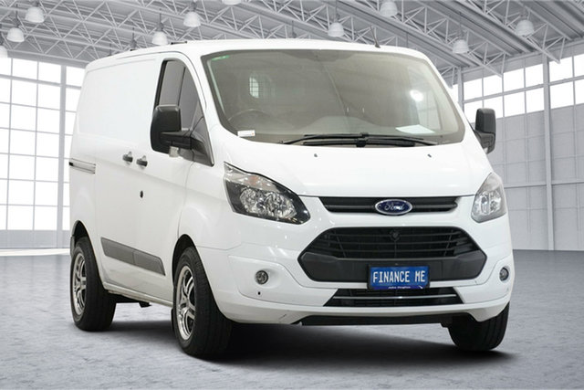 Used Ford Transit Custom VN 290S Low Roof SWB Victoria Park, 2017 Ford Transit Custom VN 290S Low Roof SWB White 6 Speed Automatic Van