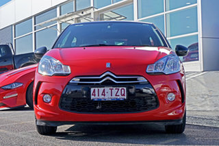 2013 Citroen DS3 MY13 DSIGN Red 5 Speed Manual Hatchback.