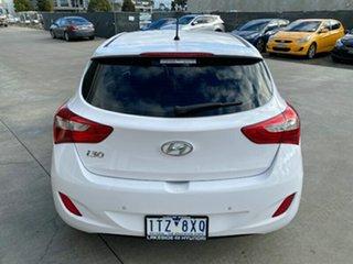 2015 Hyundai i30 GD3 Series II MY16 Active Creamy White 6 Speed Manual Hatchback