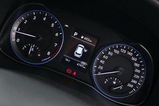 2020 Hyundai Kona OS.3 MY20 Active D-CT AWD Silver 7 Speed Sports Automatic Dual Clutch Wagon
