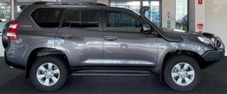 2016 Toyota Landcruiser Prado GDJ150R GXL Grey 6 Speed Manual Wagon.