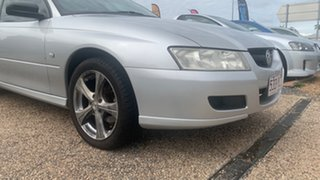 2005 Holden Commodore VZ spac Silver 6 Speed Manual Utility.