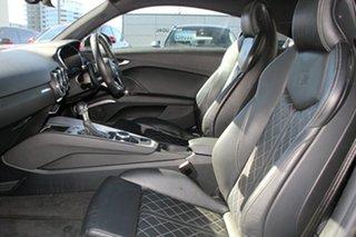 2015 Audi TT FV MY15 Sport S Tronic Quattro Black 6 Speed Sports Automatic Dual Clutch Coupe.