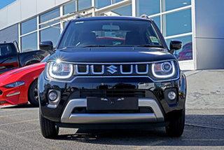 2021 Suzuki Ignis MF Series II GLX Black 1 Speed Constant Variable Hatchback.