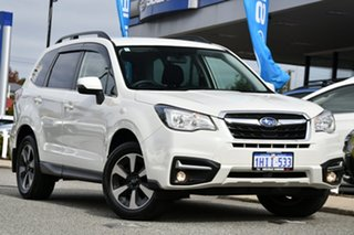 2017 Subaru Forester S4 MY17 2.5i-L CVT AWD Action Pack White 6 Speed Constant Variable Wagon.