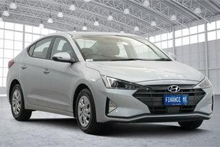 2020 Hyundai Elantra AD.2 MY20 Go Typhoon Silver 6 Speed Sports Automatic Sedan.