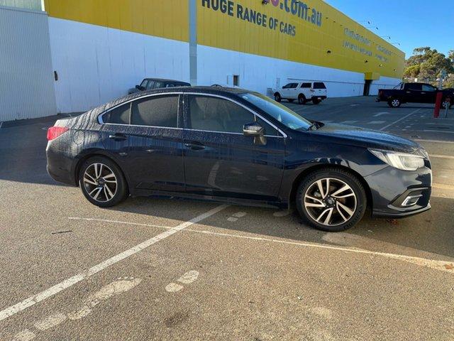 Used Subaru Liberty B6 MY18 2.5i CVT AWD Premium Edgewater, 2018 Subaru Liberty B6 MY18 2.5i CVT AWD Premium Blue 6 Speed Constant Variable Sedan