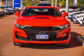 2019 Chevrolet Camaro MY19 2SS Red 10 Speed Sports Automatic Coupe