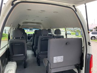 2011 Toyota HiAce KDH223R MY11 Upgrade Commuter 4 Speed Automatic Bus