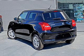 2021 Suzuki Swift AZ Series II GL Black 1 Speed Constant Variable Hatchback.