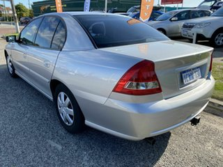 2005 Holden Commodore VZ Executive Silver 4 Speed Automatic Sedan.