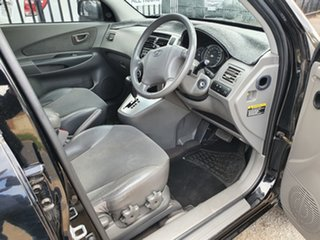 2008 Hyundai Tucson JM MY07 City SX 4 Speed Sports Automatic Wagon