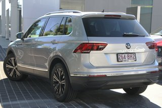 2020 Volkswagen Tiguan 5N MY21 110TSI Life DSG 2WD Reflex Silver 6 Speed.