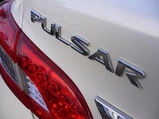 2016 Nissan Pulsar B17 Series 2 ST White 1 Speed Constant Variable Sedan
