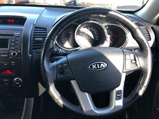 2012 Kia Sorento XM MY12 SI Silver 6 Speed Manual Wagon