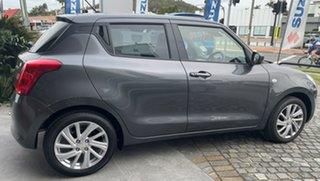 2021 Suzuki Swift AZ Series II GL Navigator Plus Mineral Grey 1 Speed Constant Variable Hatchback.