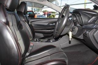 2015 Holden Commodore VF MY15 SV6 Storm White 6 Speed Sports Automatic Sedan