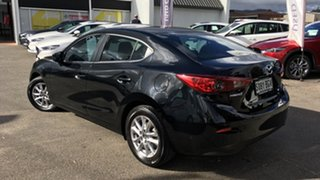 2015 Mazda 3 BM5278 Maxx SKYACTIV-Drive Black 6 Speed Sports Automatic Sedan.