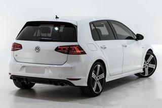 2016 Volkswagen Golf VII MY17 R 4MOTION White 6 Speed Manual Hatchback.
