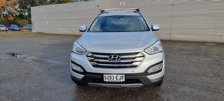 2013 Hyundai Santa Fe DM MY14 Elite Silver 6 Speed Sports Automatic Wagon