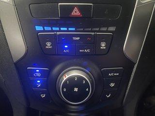 2018 Hyundai Santa Fe DM5 MY18 Active White 6 Speed Sports Automatic Wagon