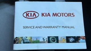 2008 Kia Grand Carnival VQ MY07 EX Silver 5 Speed Sports Automatic Wagon