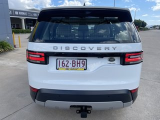 2017 Land Rover Discovery Series 5 L462 MY17 HSE White/240717 8 Speed Sports Automatic Wagon
