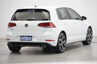 2019 Volkswagen Golf 7.5 MY19.5 GTI DSG Pure White 7 Speed Sports Automatic Dual Clutch Hatchback
