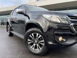 2018 Holden Colorado RG MY18 LTZ Pickup Crew Cab Black 6 Speed Sports Automatic Utility.