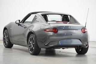 2019 Mazda MX-5 ND GT RF SKYACTIV-Drive Grey 6 Speed Sports Automatic Targa