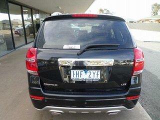 2016 Holden Captiva CG MY16 7 LTZ (AWD) Black 6 Speed Automatic Wagon.