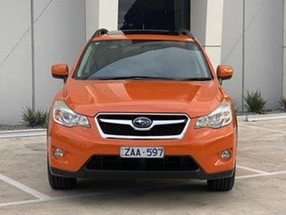 2012 Subaru XV G4X MY12 2.0i-L Lineartronic AWD Orange 6 Speed Constant Variable Wagon.