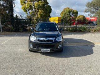 2013 Holden Captiva CG MY13 5 LTZ Black 6 Speed Sports Automatic Wagon.
