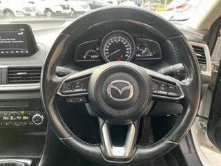 2018 Mazda 3 BN5476 Maxx SKYACTIV-MT Sport White 6 Speed Manual Hatchback
