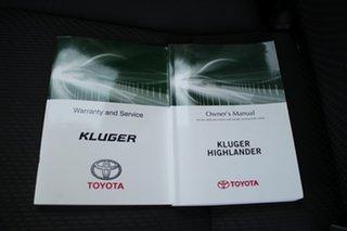 2017 Toyota Kluger GSU50R GX 2WD Predawn Grey 8 Speed Automatic Wagon