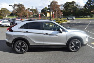 2021 Mitsubishi Eclipse Cross YB MY21 LS AWD Sterling Silver 8 Speed Constant Variable Wagon