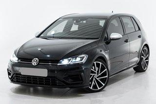 2019 Volkswagen Golf 7.5 MY19.5 R DSG 4MOTION Black 7 Speed Sports Automatic Dual Clutch Hatchback.