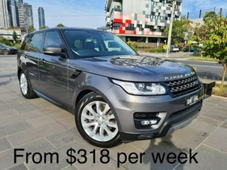 2017 Land Rover Range Rover Sport L494 17MY SE Grey 8 Speed Sports Automatic Wagon.