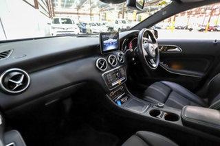 2017 Mercedes-Benz A-Class W176 807MY A200 d DCT Grey 7 Speed Sports Automatic Dual Clutch Hatchback
