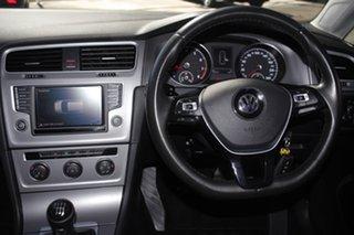 2015 Volkswagen Golf VII MY16 92TSI Trendline Grey 6 Speed Manual Hatchback