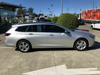2017 Holden Commodore ZB MY18 LT Sportwagon Silver 9 Speed Sports Automatic Wagon.