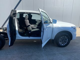 2021 Mazda BT-50 TFR40J XT Freestyle 4x2 Ice White 6 Speed Sports Automatic Cab Chassis